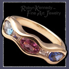 Family Birthstone Ring Picture