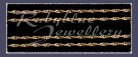14 K Gold Singapore Chain Image