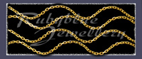 14 K Gold Diamond-Cut Cable Link Chain Image