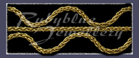 14 K Gold Wheat Link Chain Image