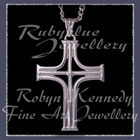 Sterling Silver 'Visionary' Cross Pendant Image