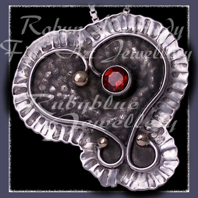 Rubyblue Jewlery's Sterling Silver Collection Images